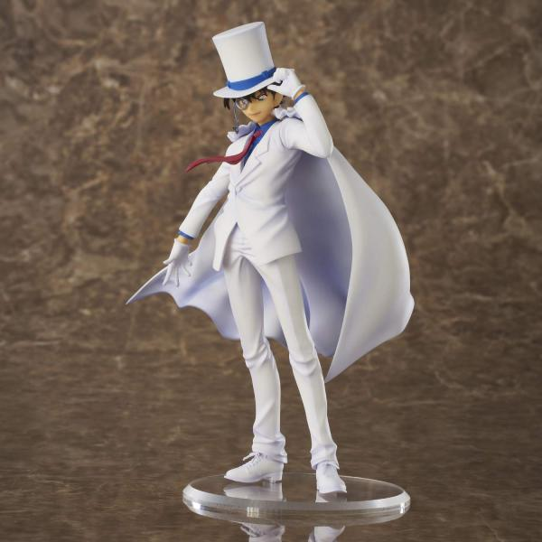 Detective Conan Figure figma kid the Phantom thief Non scale ABS PVC from JAPAN